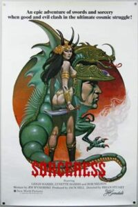 Sorceress (1982) UNRATED Hindi Dubbed (ORG) [Dual Audio] BluRay 720p & 480p HD [Full Movie] [18+]