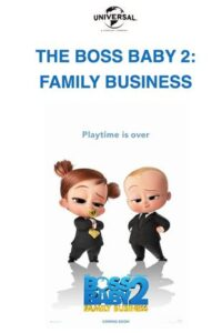 The Boss Baby 2 Family Business (2021) Web-DL 1080p 720p 480p HD English 5.1 DD ESubs