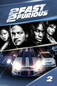 Download 2 Fast 2 Furious (2003) {Hindi-English} 480p [400MB] || 720p [1.2GB] || 1080p [2.6GB] Movie 720p