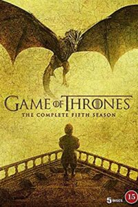 Download Game Of Thrones {Season 5 Complete} (Hindi Dubbed) 480p [200MB] || 720p [550MB],HBO