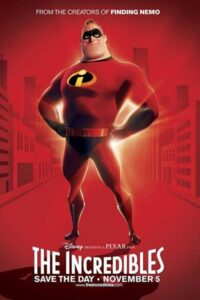 Download Incredibles 2004 {Hindi-English} 480p [360MB] || 720p [750MB] || 1080p [3GB]