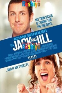 Download Jack and Jill 2011 480p - 720p BluRay Dual Audio Hindi - English