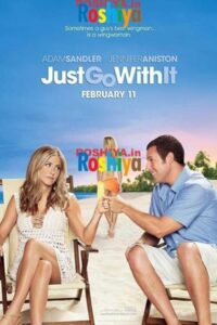 Download Just Go with It 2011 480p - 780p BluRay Dual Audio Hindi - English