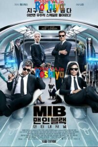 Download Men in Black: International 2019 480p - 720p HD CamRip Dual Audio Hindi - English