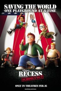 Download Recess Schools Out 2001 720p Dual Audio [Hindi+English] x264 – 570 MB