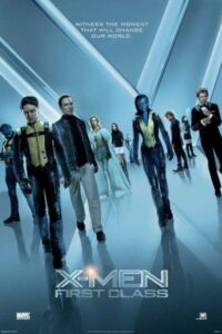 X-Men 5: First Class 2011 Hindi – English 480p – 720p – 1080p BluRay | 400MB | 750MB | 2.5GB | Dual Audio | GDrive